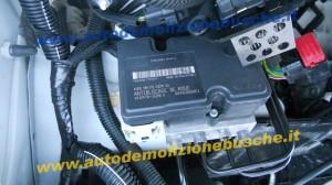 Centralina Abs Ate 10.0970-1128.3 00403088E1 6D30B17P47 Peugeot  206 del 2010 1124cc.   da autodemolizione