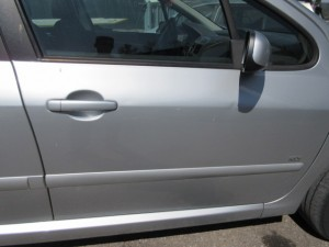 Portiera Anteriore Destra Peugeot  307  del 2004 da autodemolizione