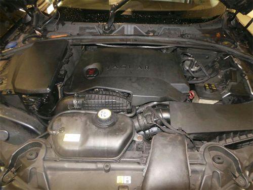 Motore AJD76 Da Jaguar  Xf del 2009 2720cc. LUXURY Usato da autodemolizione