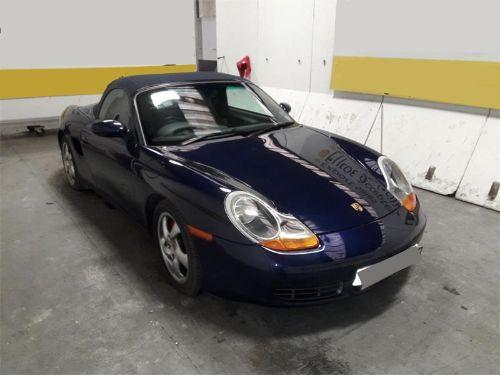 Motore 205 Da Porsche  Boxster del 2001 3179cc. S Cabriolet Usato da autodemolizione