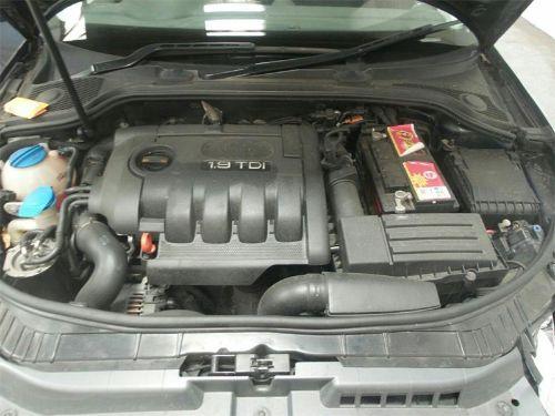 Motore 204 Da Audi  A3 del 2009 1896cc. SE TDIe Usato da autodemolizione