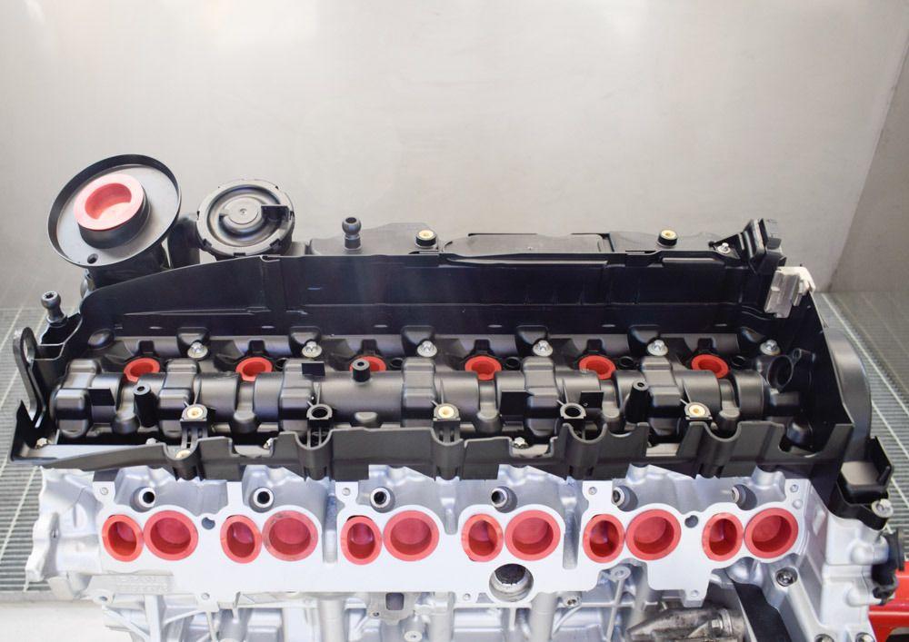 Motore n57d30b Da Bmw  535 del 2013 3000cc. xDrive Usato da autodemolizione