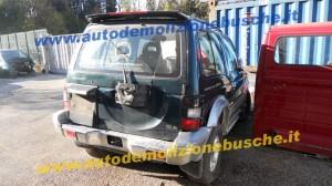 Portellone Mitsubishi  Pajero  del 1997 da autodemolizione