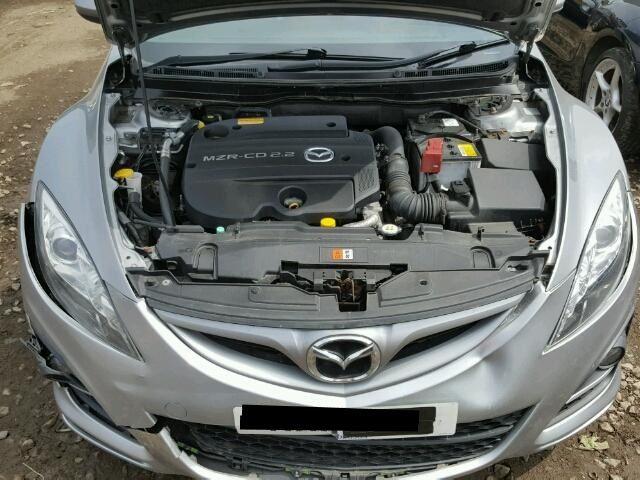 Motore Da Mazda  6 del 2011 2183cc. TAKUYA Usato da autodemolizione