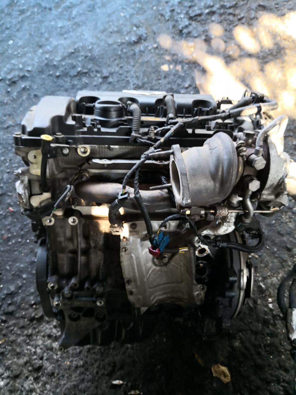 Motore n14b16a Da Mini  Cooper S del 2009 1600cc.  Usato da autodemolizione