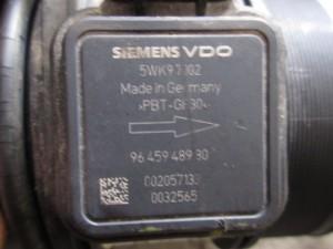 Debimetro Fiat  Scudo del 2007 2000cc. jtd  da autodemolizione