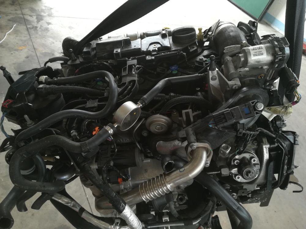 Motore XVJC Da Ford  Fiesta del 2016 2cc. 1.5 8 VALVOLE TIPO XVJC Usato da autodemolizione