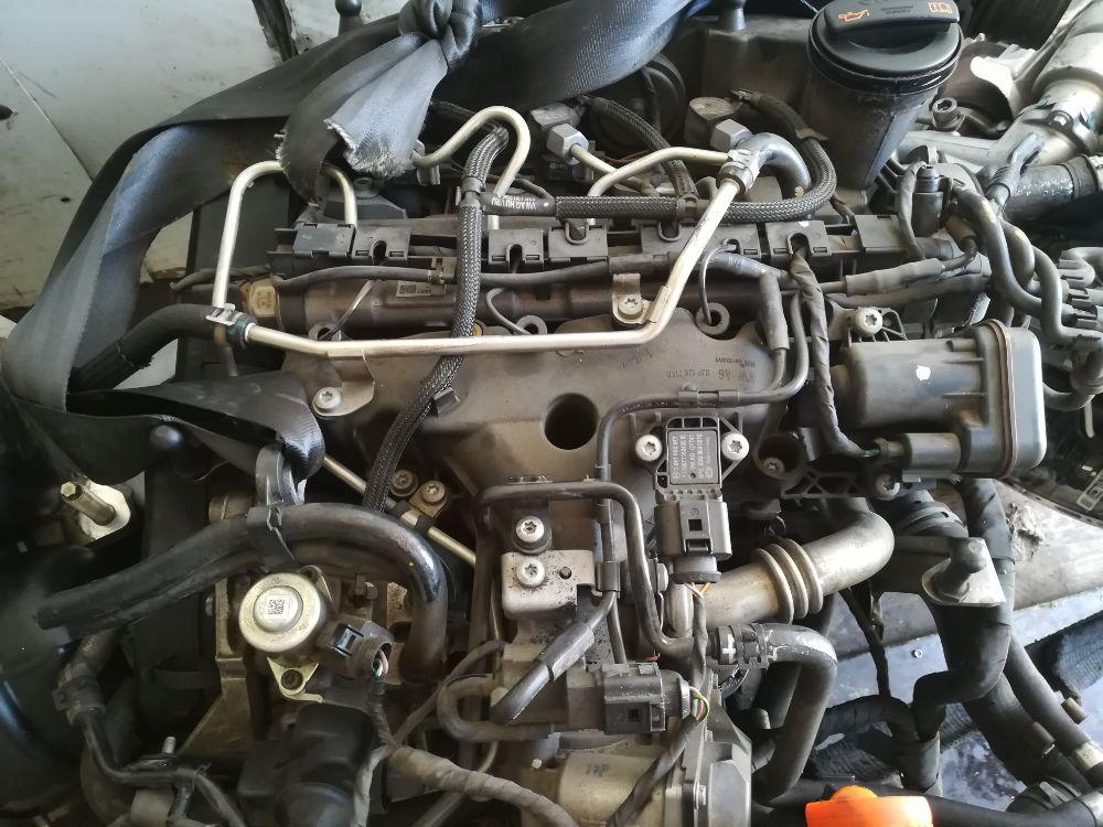 Motore CFW Da Volkswagen  Polo del 2014 1cc. 1.2 12 VALVOLE TDI 3 ILIN Usato da autodemolizione