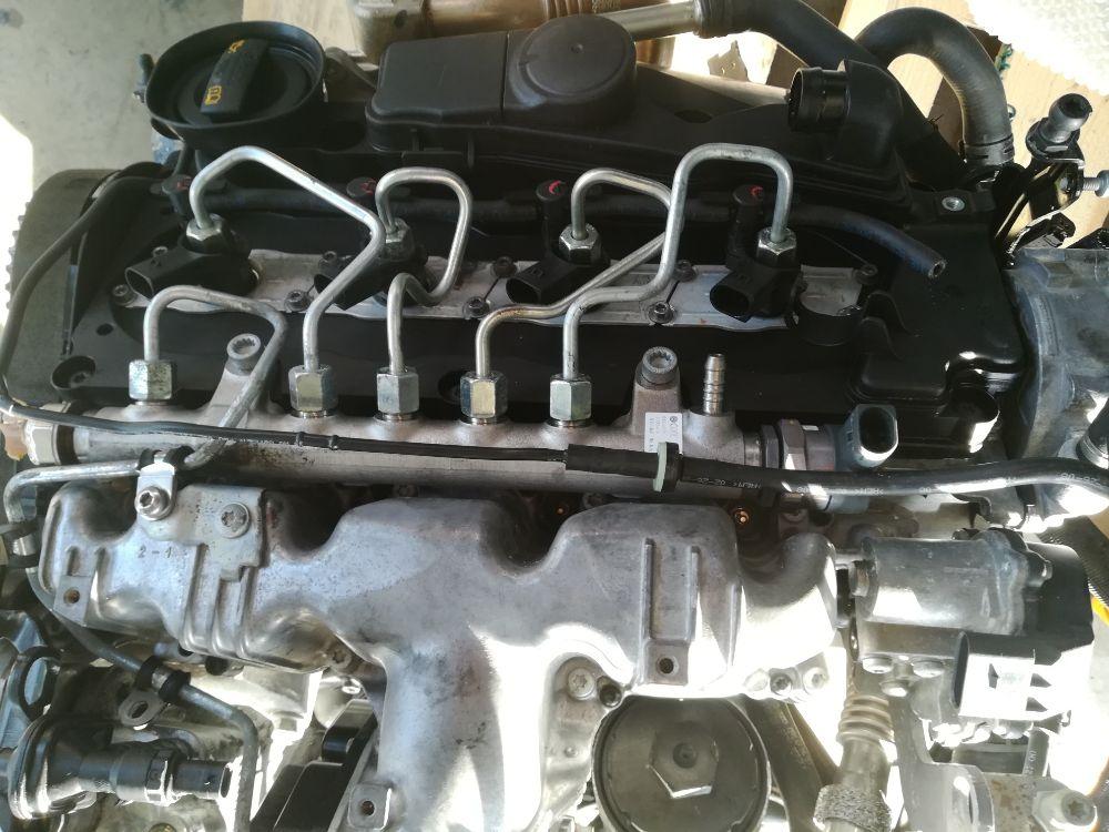 Motore CAG Da Audi  A4 del 2010 2cc.  TDI  Usato da autodemolizione