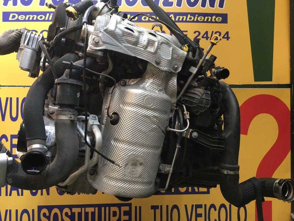 Motore Da Alfa Romeo  Giulietta del 2005 2000cc.  Usato da autodemolizione