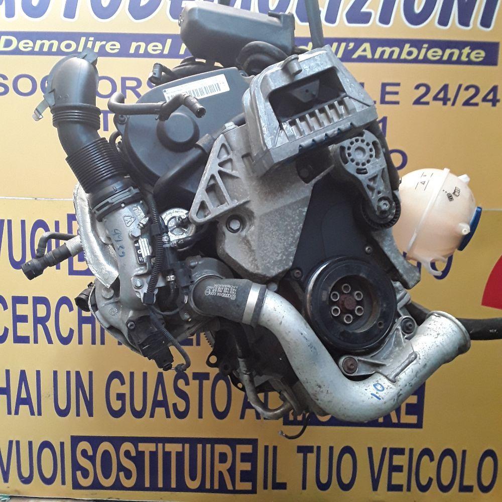 Motore Da Audi  A3 del 2008 2000cc.  Usato da autodemolizione