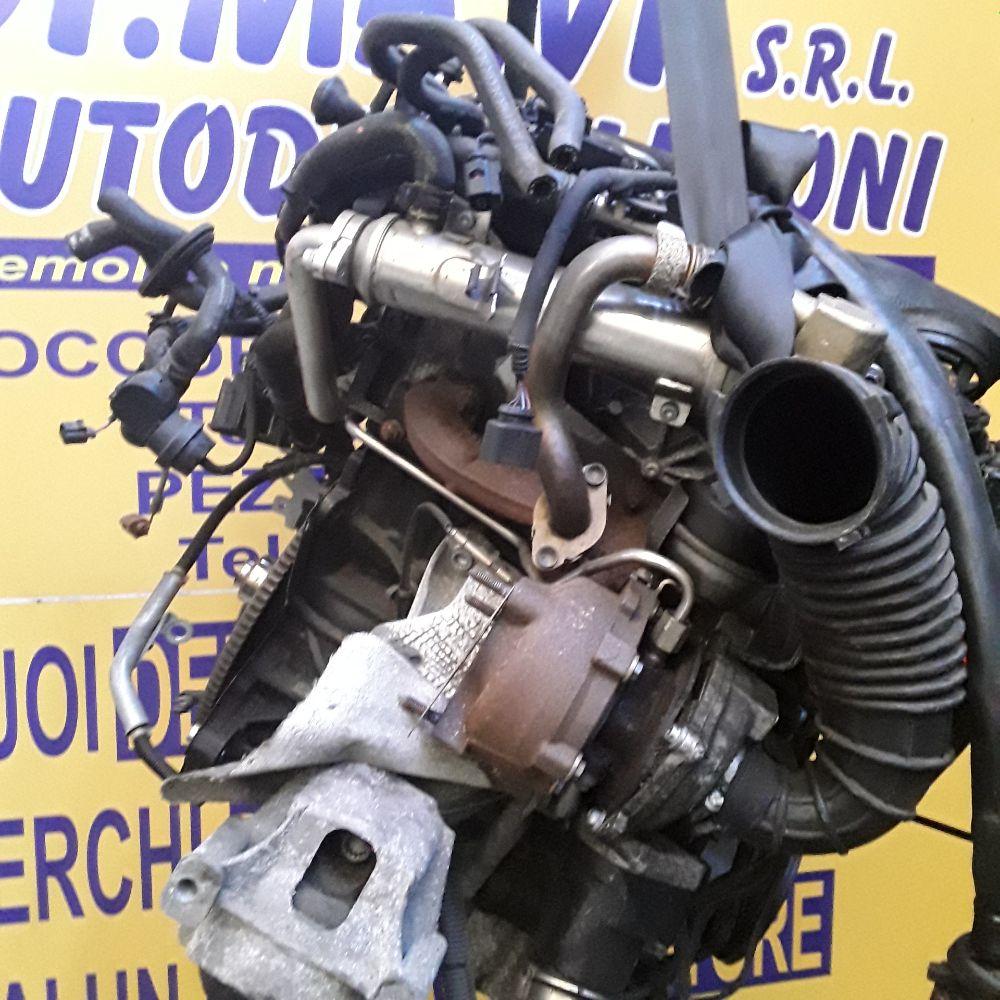 Motore Da Audi  A4 del 2011 2000cc.  Usato da autodemolizione
