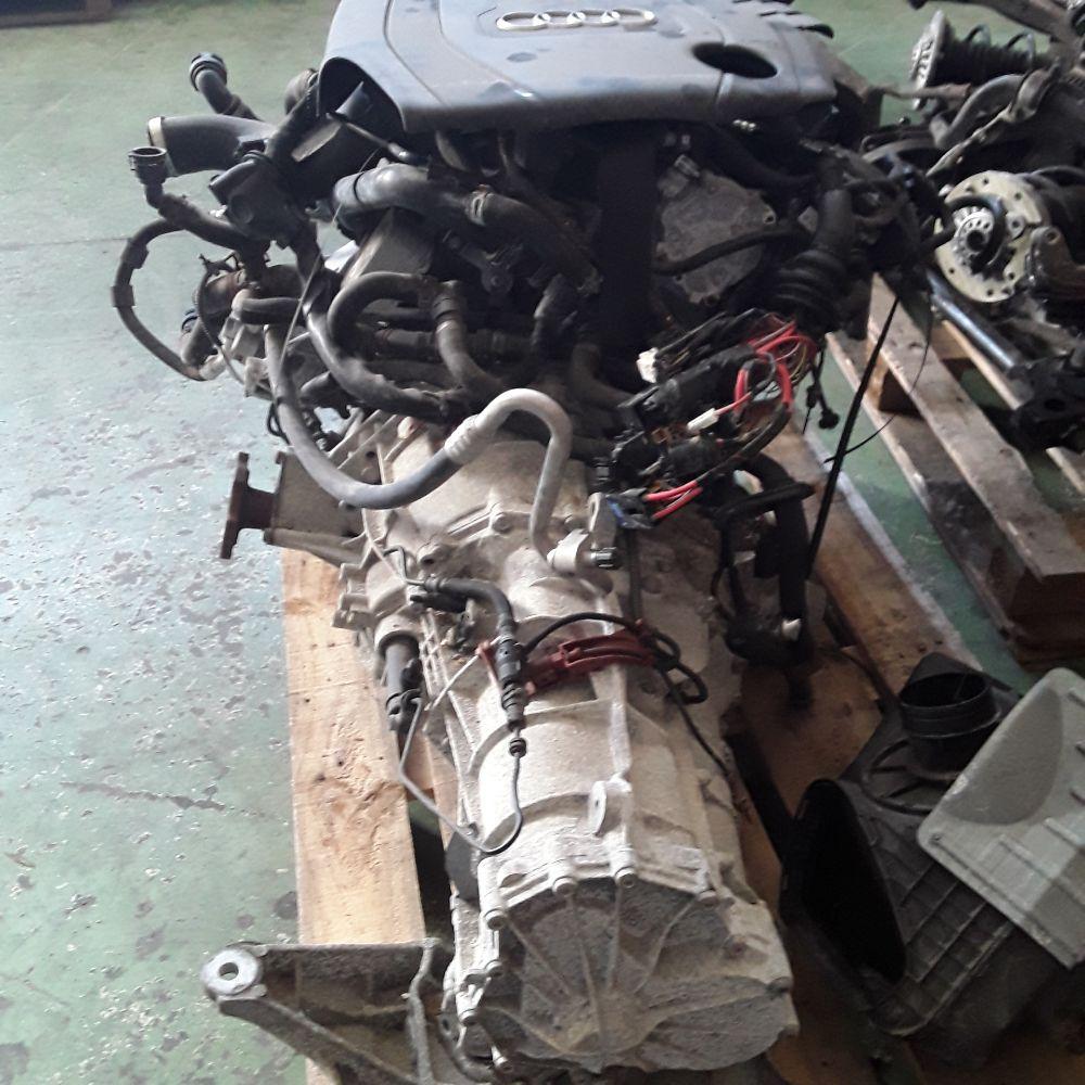 Motore Da Audi  A5 del 2014 2000cc.  Usato da autodemolizione