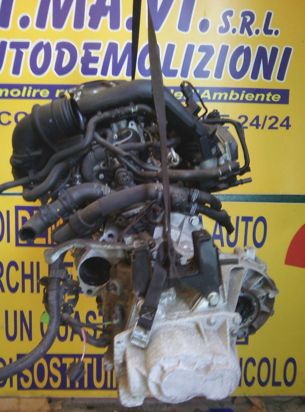Motore Da Audi  A1 del 2014 2000cc.  Usato da autodemolizione