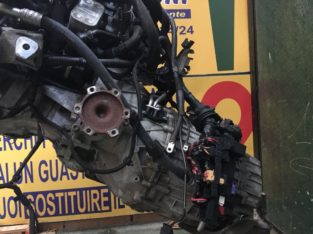 Motore Da Audi  A4 del 2012 1968cc.  Usato da autodemolizione