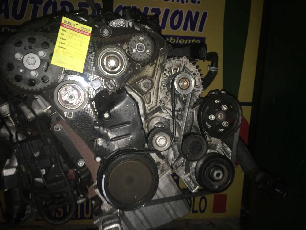 Motore Da Audi  A6 del 2013 2000cc.  Usato da autodemolizione