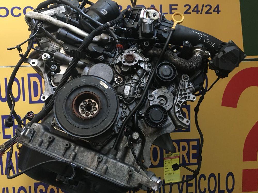 Motore Da Audi  Q7 del 2014 2000cc.  Usato da autodemolizione
