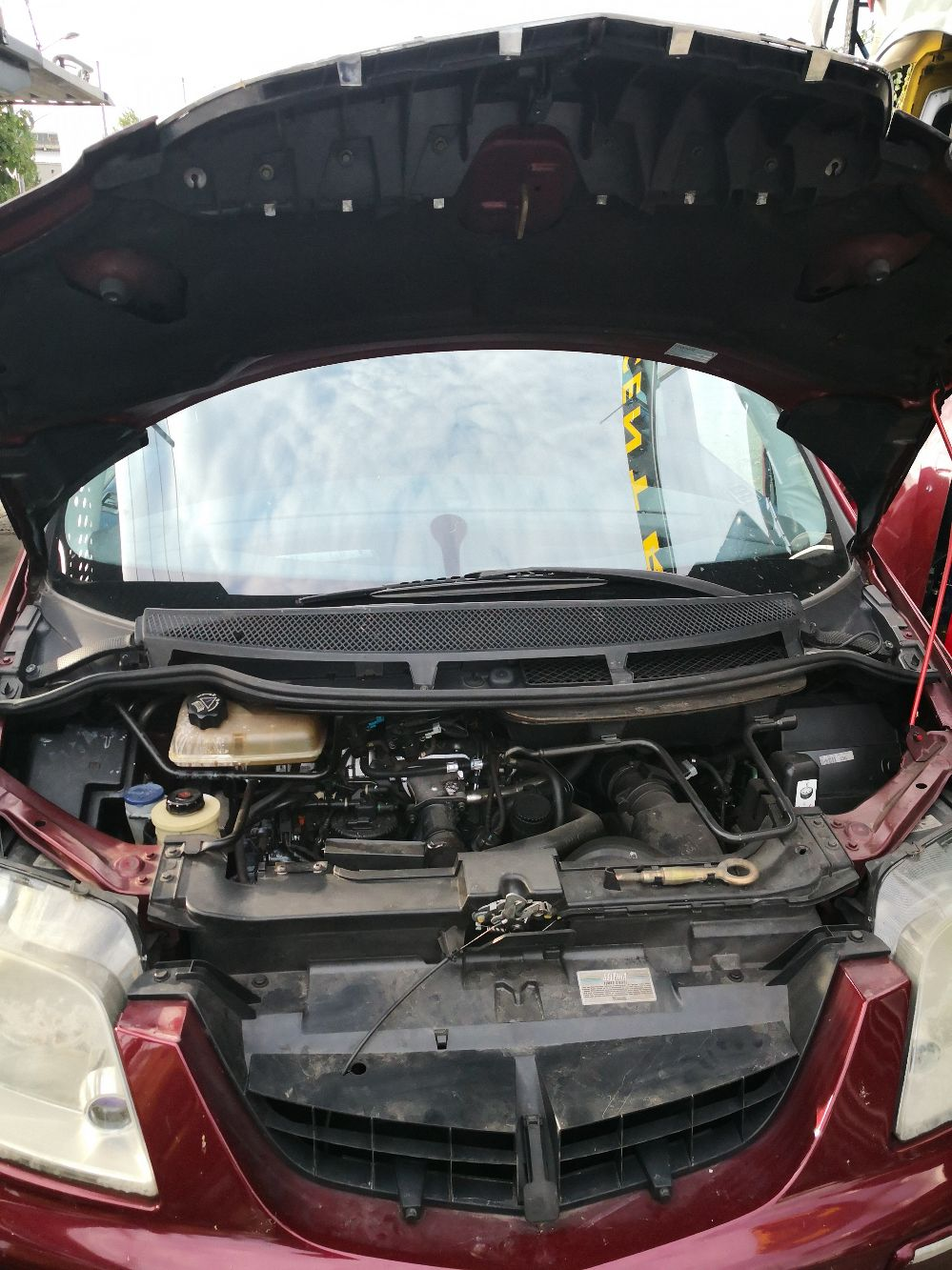 Motore 4hw diesel Da Lancia  Phedra del 2003 2200cc.  Usato da autodemolizione