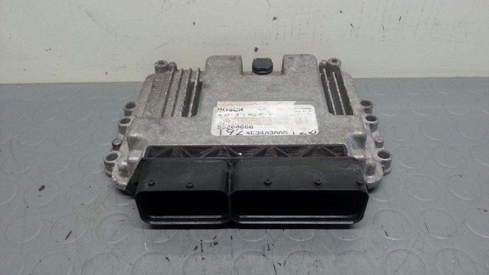 Centralina Motore 160913000048 Da Alfa Romeo  147 del 2005 1910cc.  Usata da autodemolizione