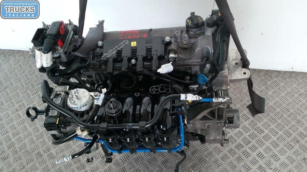 Motore 180608000104 Da Fiat  Grande Punto del 2007 1242cc.  Usato da autodemolizione