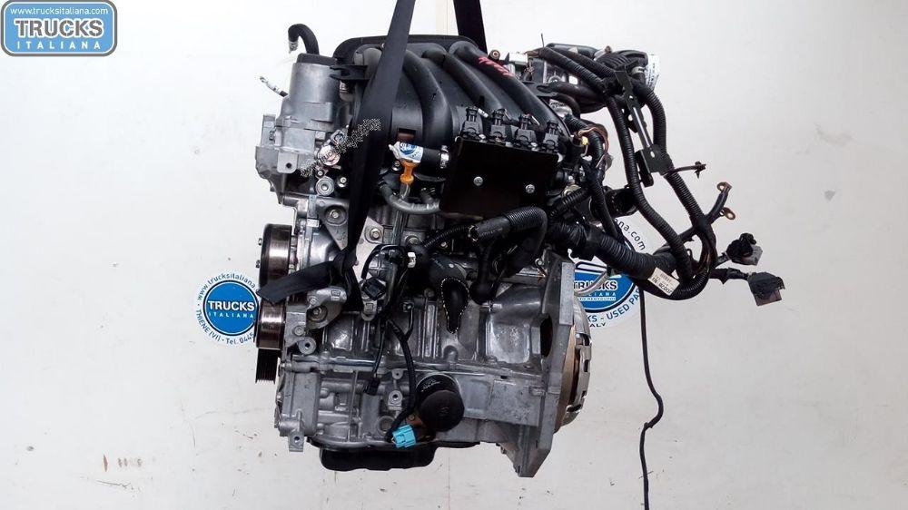 Motore NS. RIFERIMENTO 180303000010 Da Nissan  Qashqai del 2010 1598cc. 84 kw 115 CV Usato da autodemolizione