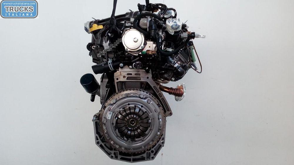 Motore NS. RIFERIMENTO 180504000005 Da Renault  Clio del 2016 1461cc. 66 KW 88 CV Usato da autodemolizione