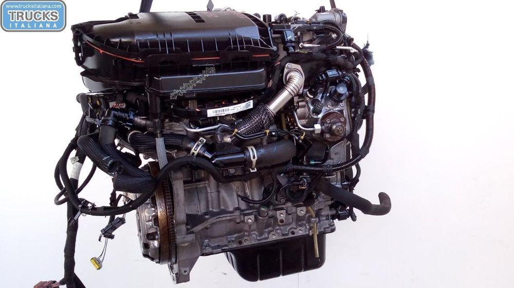 Motore NS. RIFERIMENTO 180418000028 Da Citroen  Ds del 2012 1398cc. 50 KW 68 CV Usato da autodemolizione