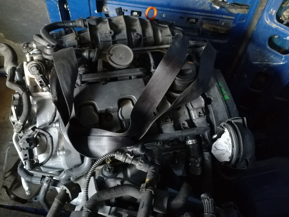 Motore BWA Da Audi  A3 del 2009 2cc. TFSI 16 VALVOLE  Usato da autodemolizione
