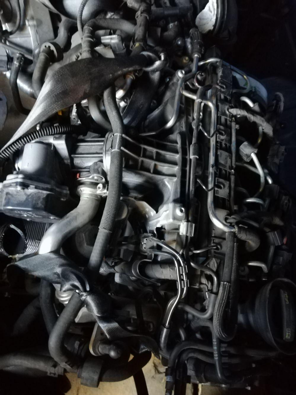 Motore 1.6 DIESEL  Da Volkswagen  Golf 6 del 2012 2cc.  TDI  Usato da autodemolizione
