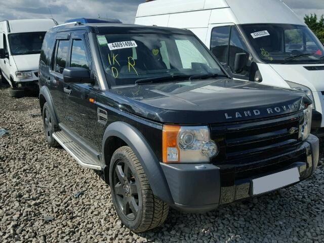 Motore Da Land Rover  Discovery del 2005 2720cc.  Usato da autodemolizione