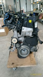 Motore 199A4.000 Da Fiat  Grande Punto del 2008 1242cc. 1.2 8V Usato da autodemolizione