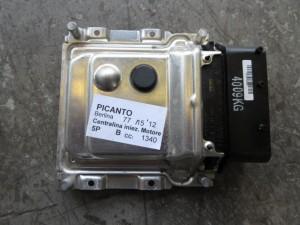 Centralina Motore Kia  Picanto del 2012 998cc.   da autodemolizione