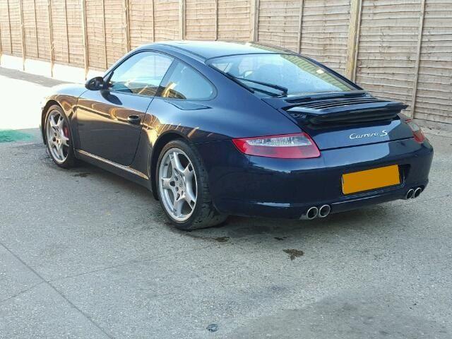 Motore Da Porsche  911 del 2006 3824cc. CARRER Usato da autodemolizione
