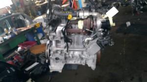 Motore KVJA Da Ford  Fiesta del 2011 1399cc. 1.4 TDCI Usato da autodemolizione