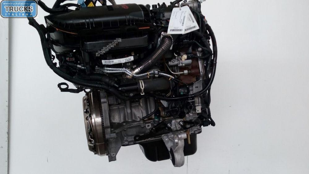 Motore NS. RIFERIMENTO 180613000056 Da Citroen  C4 Picasso del 2012 1560cc. C4 PICASSO 2010>2013 - 82 Usato da autodemolizione