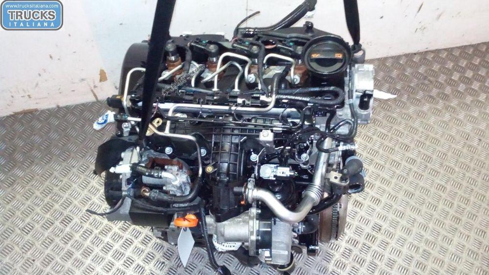 Motore NS. RIFERIMENTO 180116000028 Da Seat  Ibiza del 2011 1598cc. IBIZA 2008>2012 Usato da autodemolizione