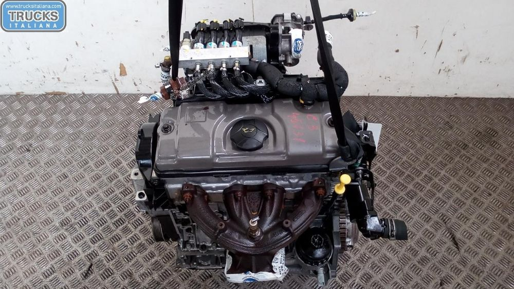 Motore NS. RIFERIMENTO 180215000019 Da Citroen  C3 del 2010 1360cc. C3 2009>2013 Usato da autodemolizione