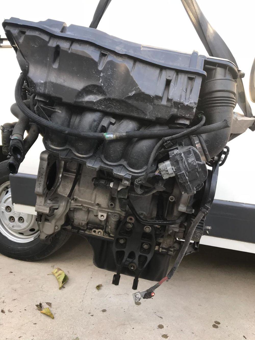 Motore N16B16A Da Mini  Countryman del 2015 2cc. 16 VALVOLE  Usato da autodemolizione