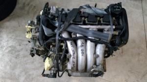 Motore 4G93 Da Mitsubishi  Space Star del 2000 1834cc. 1.8 GDI 16V Usato da autodemolizione