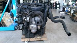 Motore Y17DT Da Opel  Corsa del 2002 1686cc. 1.7 DTI Usato da autodemolizione