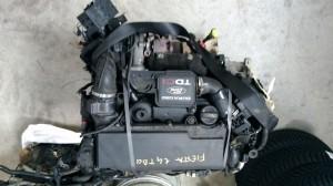 Motore F6JB Da Ford  Fiesta del 2006 1399cc. 1.4 TDCI  Usato da autodemolizione