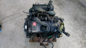 Motore HFX Da Citroen  C2 del 2004 1124cc. 1.1 8V Usato da autodemolizione