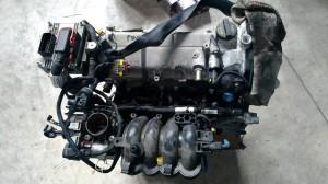Motore 350A1.000 Da Fiat  Punto Evo del 2011 1368cc. 1.4 8V Usato da autodemolizione