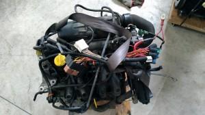 Motore D7FG7 Da Renault  Clio del 2003 1149cc. 1.2 8V Usato da autodemolizione