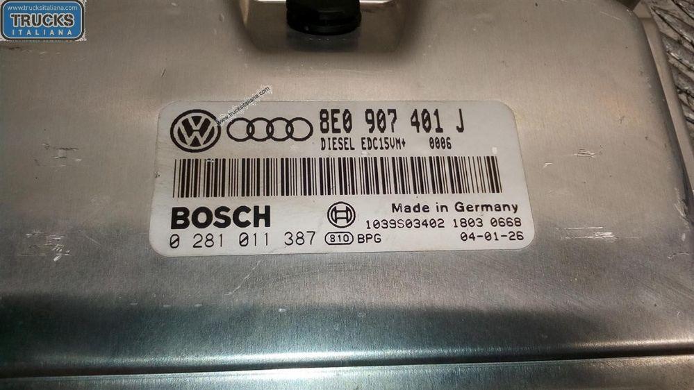 Centralina Motore NS. RIFERIMENTO 181010000002 Da Audi  A6 del 2004 2496cc. A6 2001>2004 (C5) Usata da autodemolizione