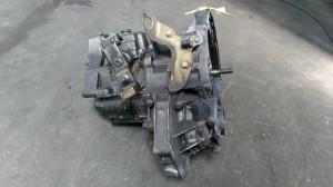 Cambio 187A1000 Da Fiat  Panda del 2004 1108cc. 1.1 8V Usato da autodemolizione