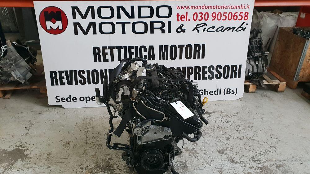 Motore dgd Da Volkswagen  Tiguan del 2016 2cc.  Usato da autodemolizione