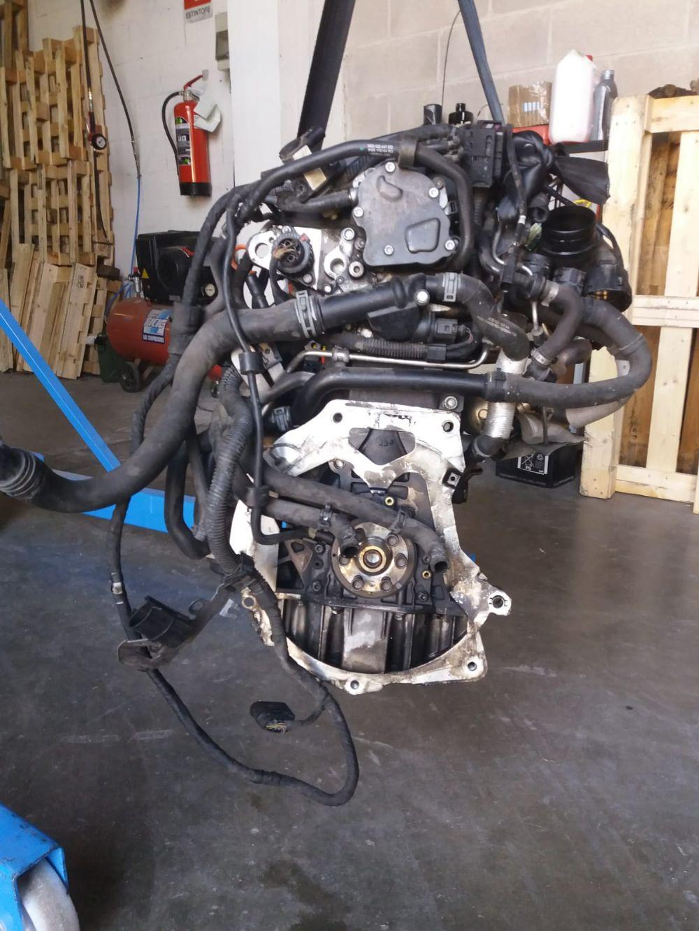 Motore BLS Da Volkswagen  Golf 5 del 2007 1900cc.  Usato da autodemolizione