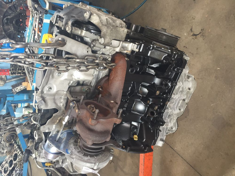 Motore M9RE7 Da Nissan  Primastar del 2010 2cc.  Usato da autodemolizione