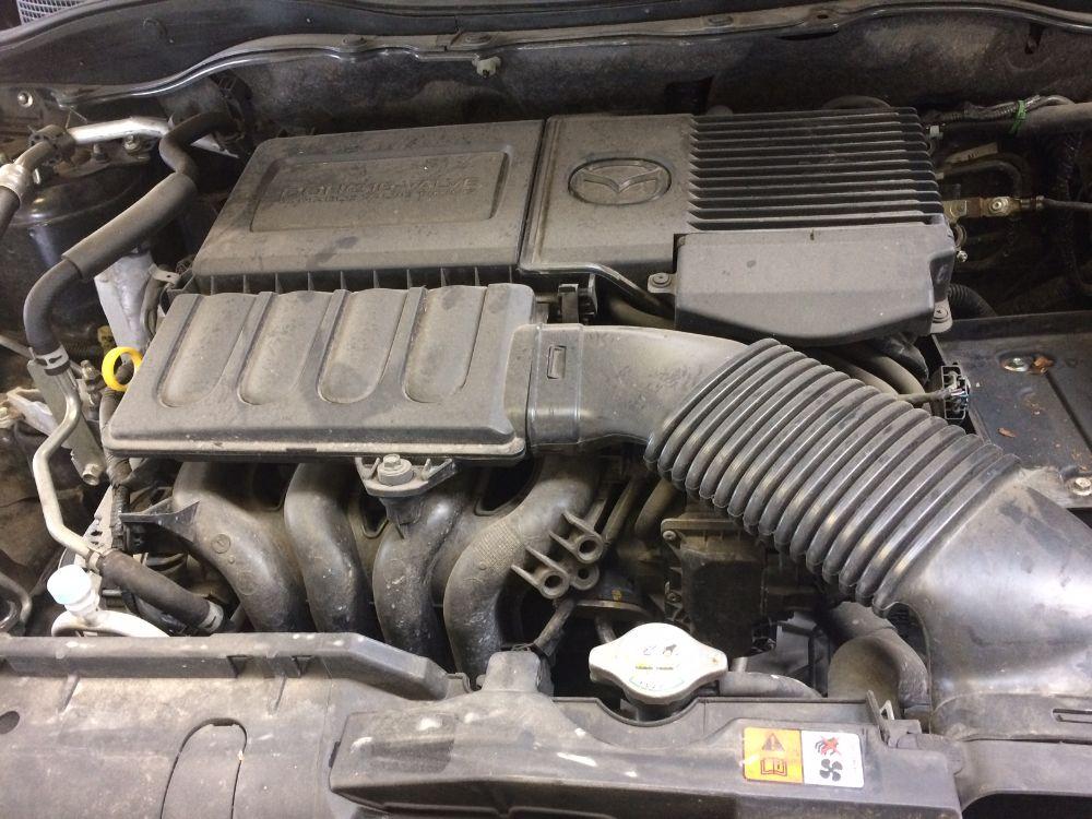 Motore Da Mazda  2 del 2013 1400cc.  Usato da autodemolizione
